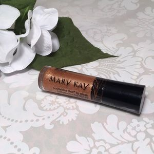 NWOT Mary Kay Beach Bronze nourishine plus gloss!
